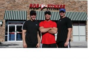 Rob, Davie, Taylor 1